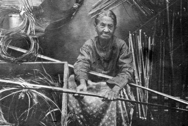 How Native And Non-Native Louisiana Women Found Power In Basketry