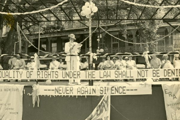 The Women Who Fought For And Against The ERA: Part I