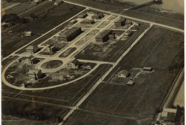 Camp Algiers, New Orleans' Forgotten WWII Internment Camp, Part I