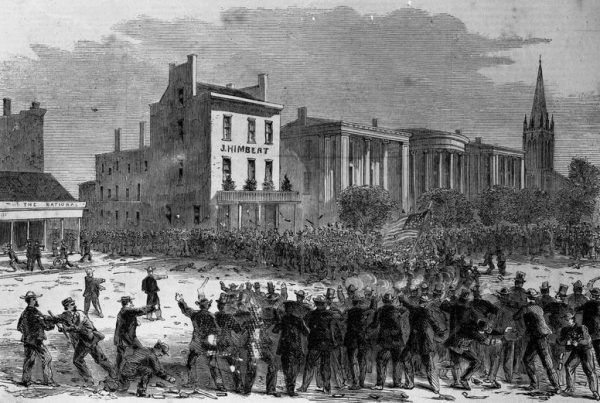 An Absolute Massacre: The 1866 Riot At The Mechanics' Institute