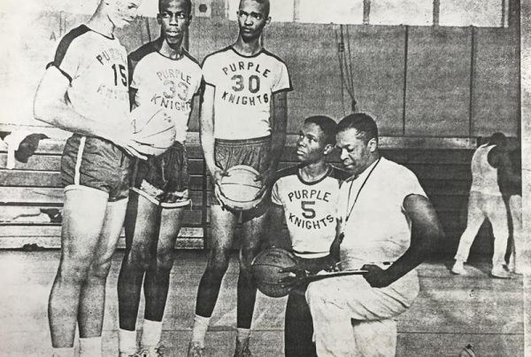 The Secret Basketball Game That Desegregated Louisiana High School Sports