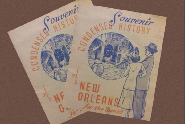 New Orleans Tourism Dollars Can Come At A Price